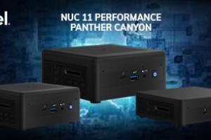 Introducing the Intel NUC 11 performance.